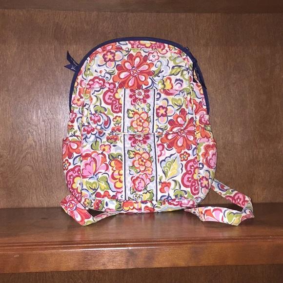 Vera Bradley Handbags - Mini Vera Bradley back pack